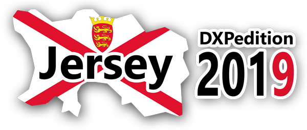 Jersey DXpedition 2019 Logo